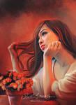 Asian Beauty 4 by artistamroashry