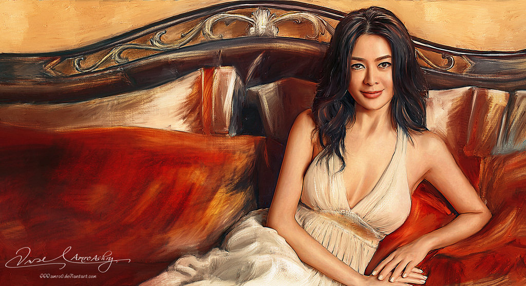 Asian Beauty 6 ( Commissioned Artwork ) (SPECIAL)