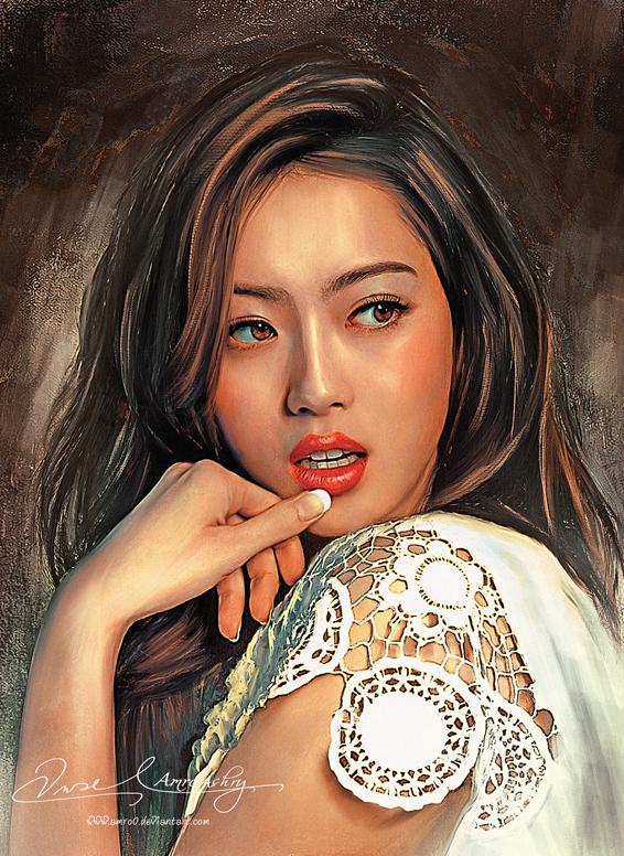 Asian Beauty 8