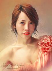 Asian Beauty 9 by artistamroashry