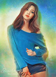 Asian Beauty 14 by artistamroashry