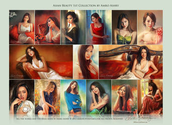 Asian Beauty 1st -Collection By Amro Ashry by artistamroashry