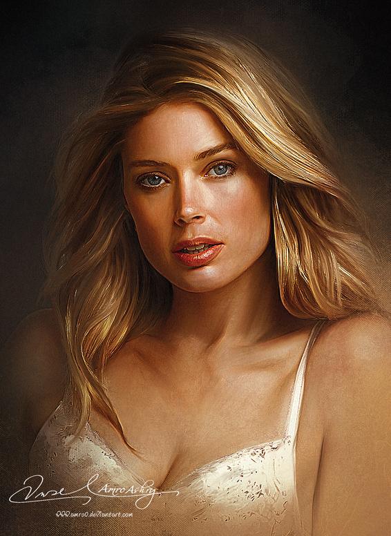 Pretty Face P2- Doutzen Kroes by Amro0