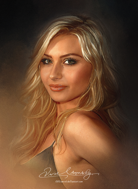 Pretty Face P2 - Alyson Michalka by Amro0