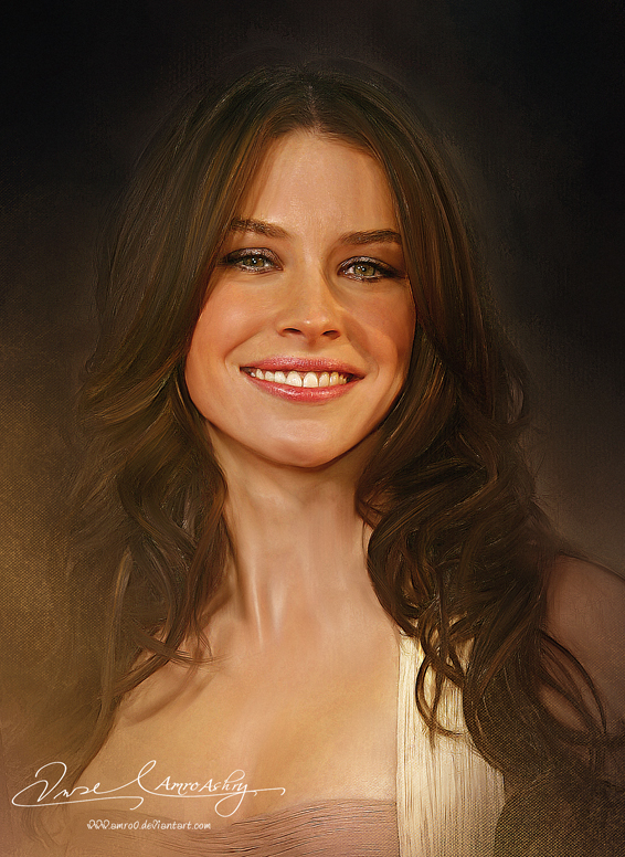 Pretty Face P2 - Evangeline Lilly by Amro0