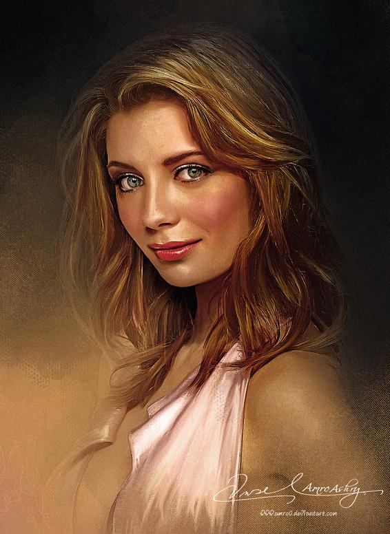 Pretty Face P2 - Mischa Barton by artistamroashry