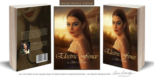 Electric Fence - Book / Novel Covers by artistamroashry