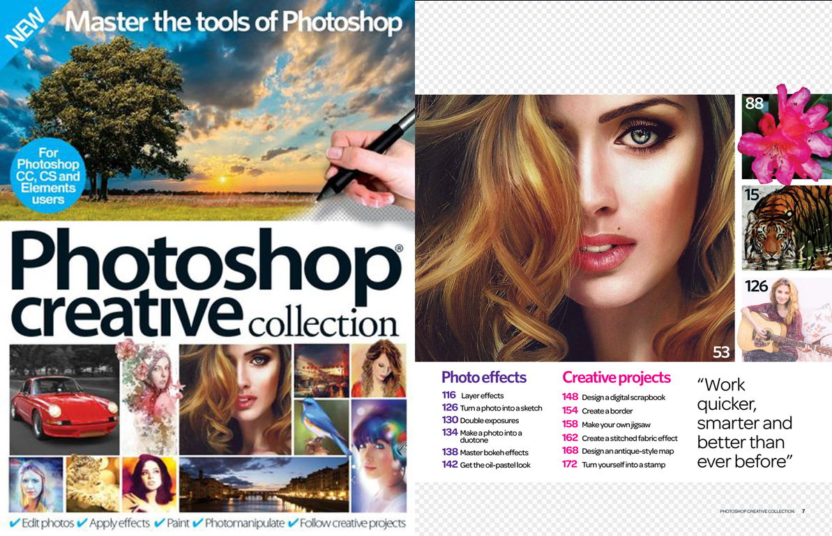 Photoshop Creative Collection VOL 12 by artistamroashry