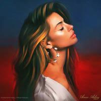 Feeling Love by artistamroashry