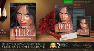 Premium Romance Novel Cover - No.39   AVAILABLE