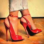 High Heel 10 by artistamroashry