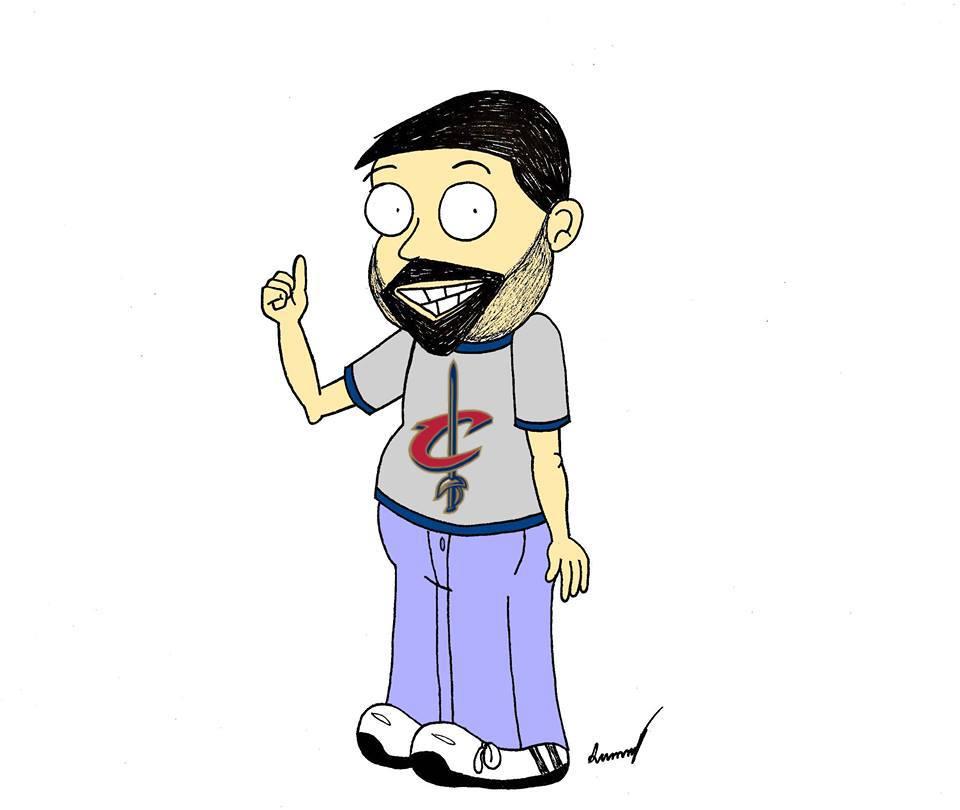 Cartoon Clint by SunnyArts