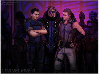 Citadel Five-0