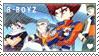 Blitzkrieg Stamp by Kat-Koshkova