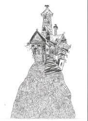 Haunted House by shotgunAnnie