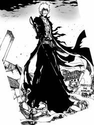 Ichigo Kurosaki by vedabitsaha