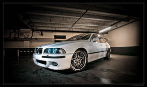 BMW M5 02 by miki3d
