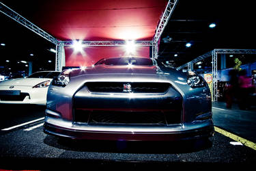 Nissan GT-R Nose by miki3d