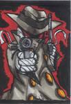 Artist Drading Card Furi by Fragraham