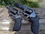 Revolvers by Fragraham