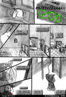 AntiBunny:  Gritty City Stories Page 01 by Fragraham