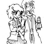 Laika and Nicola