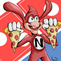Let's Draw The Noid by Fragraham