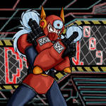Let's Draw Metal Man by Fragraham