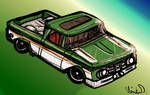 62 Custom Chevy