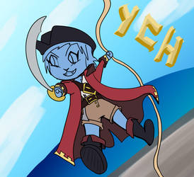 YCH Chibi Pirate