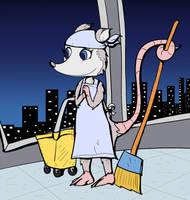 Janitor Opossum