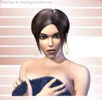 [Laraider] Montage Lara Croft 11 by laraider-com
