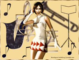 [Laraider] Montage Lara Croft 17 by laraider-com
