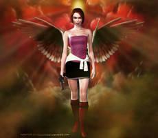[Laraider] Montage Lara Croft 18 by laraider-com