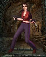 [Laraider] Montage Lara Croft 22 by laraider-com