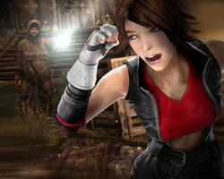 [Laraider] Montage Lara Croft 42 by laraider-com