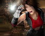 [Laraider] Montage Lara Croft 42