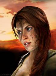 [Laraider] Montage Lara Croft 46 by laraider-com