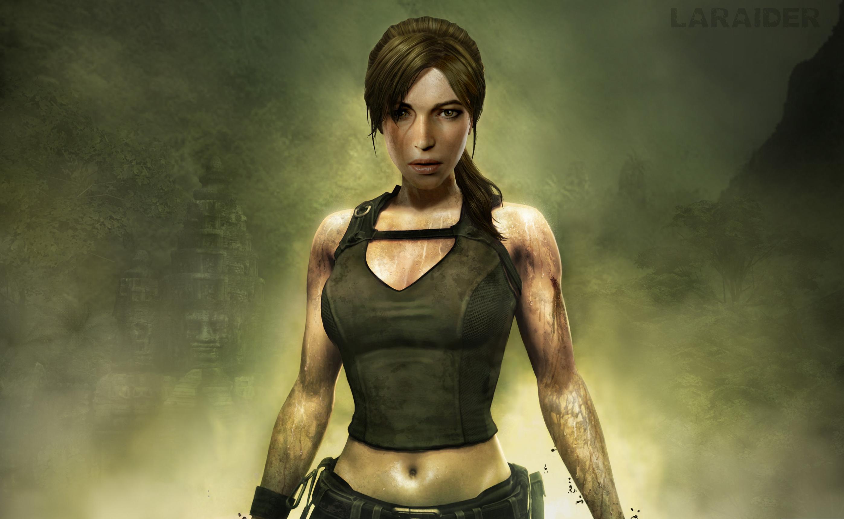 [Laraider] Montage Lara Croft 52 by laraider-com