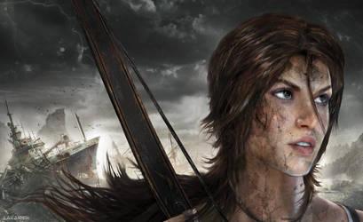 [Laraider] Montage Lara Croft 53 by laraider-com
