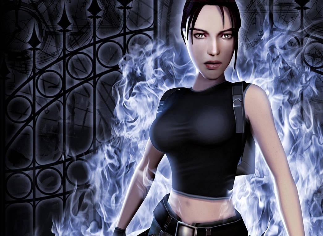 [Laraider] Montage Lara Croft 54 by laraider-com