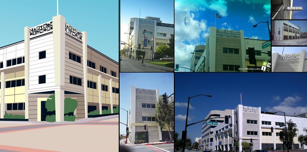 Cartoon Network Studios California Tour