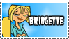 Total Drama Stamp - Bridgette by 100latino