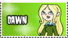 Total Drama Stamp - Dawn by 100latino