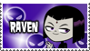 Raven's Stamp by 100latino