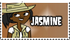 Total Drama Stamp - Jasmine by 100latino