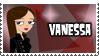 Vanessa's Stamp by 100latino