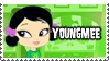 Youngmee's Stamp by 100latino