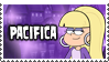 Pacifica's Stamp by 100latino