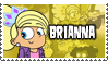 Brianna's Stamp by 100latino